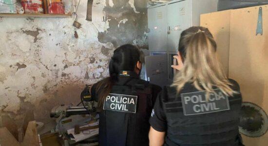 Polícias realizam operação pelo país em combate aos crimes de violência contra a mulher