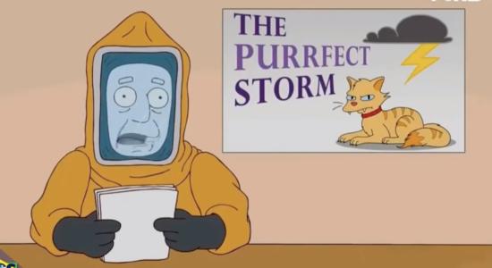 Desenho dos Simpsons previu pandemia