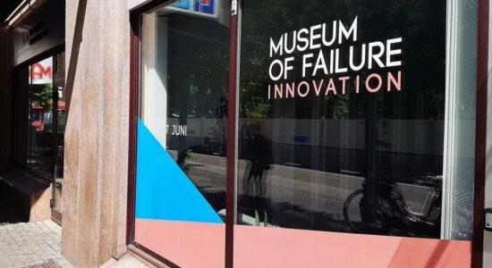 Museu do Fracasso, na Suécia