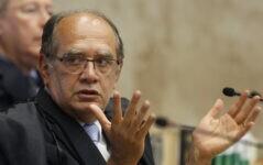 Ministro do Supremo Tribunal Federal Gilmar Mendes