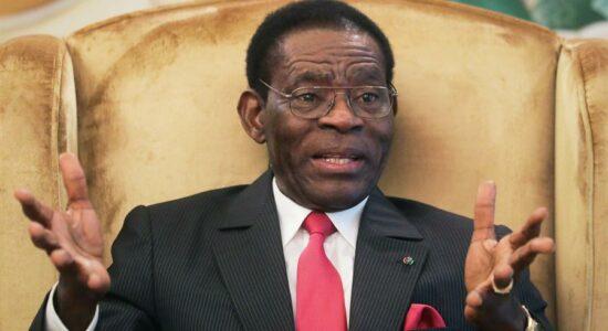 presidente guine equatorial Teodoro Obiang