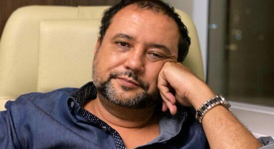 Geraldo Luís contou em seu Instagram que está com complicações da Covid-19