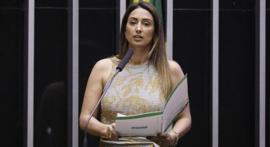 Deputada federal Flávia Arruda