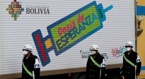 Bolívia culpa capitalismo por falta de vacinas contra a Covid