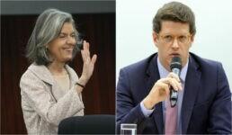 Ministro Cármen Lúcia irá relatar notícia-crime da PF contra contra o ministro do Meio Ambiente, Ricardo Salles
