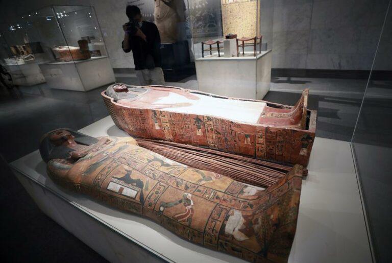 Museu Nacional da Civilização Egípcia