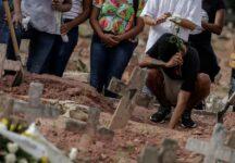 SP bate recorde de mortes mesmo com restrições