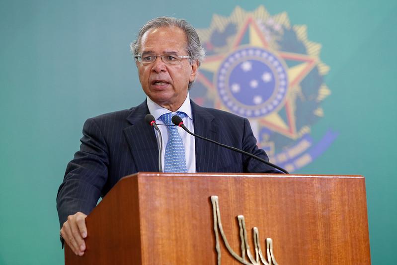 Paulo Guedes, ministro da Economia