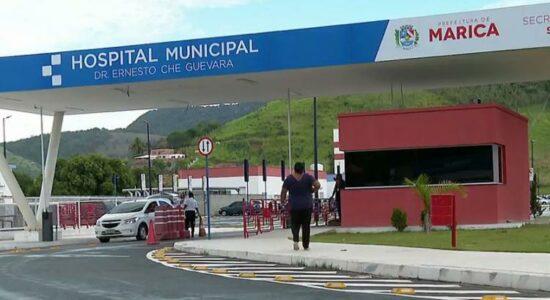 Hospital Municipal Dr. Ernesto Che Guevara, em Maricá (RJ)