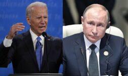 Biden e Putin