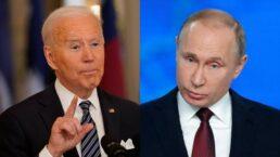 Biden liga pra Putin e defende a Ucrânia contra a Rùssia