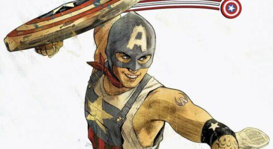 Capitão América homossexual é o mais novo representante LGBT do universo Marvel