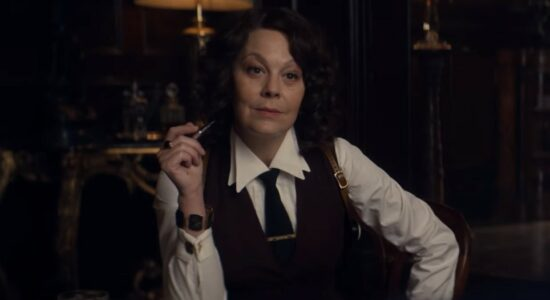 Helen McCrory, atriz de Peaky Blinders e Harry Potter
