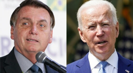 Jair Bolsonaro enviou carta para Joe Biden