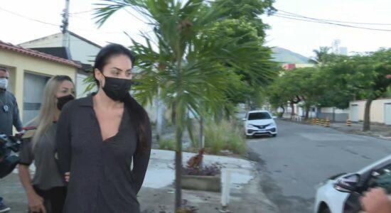 Monique Almeida foi presa por suspeita de envolvimento na morte do filho