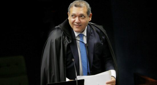 Ministro Kassio Nunes Marques. do STF