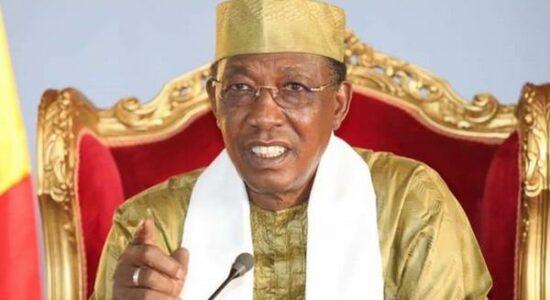 Presidente do Chade morreu no campo de batalha