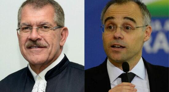Principais cotados para o STF são Humberto Martins e André Mendonça