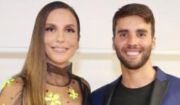 Ivete Sangalo e seu marido