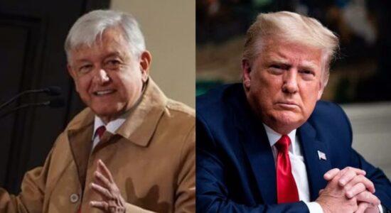López Obrador escreve livro sobre sua relação com Donald Trump