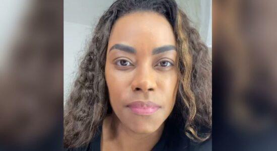 Elaine Martins pediu perdão por vídeo de 2020 ao lado de Jairinho