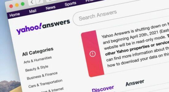 Yahoo Respostas será desativado em maio