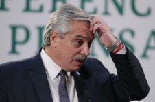 Presidente da Argentina Alberto Fernandez
