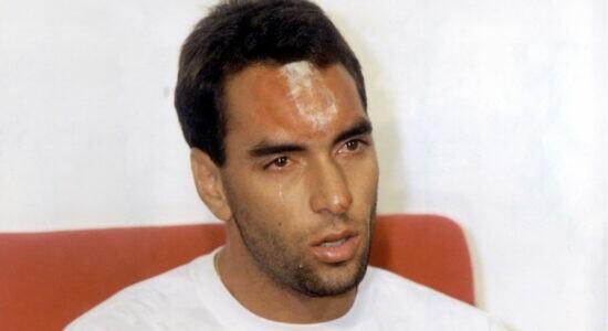Edmundo se envolveu em acidente que atou três pessoas em 1995