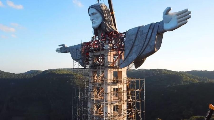 estatua-Cristo-Protetor