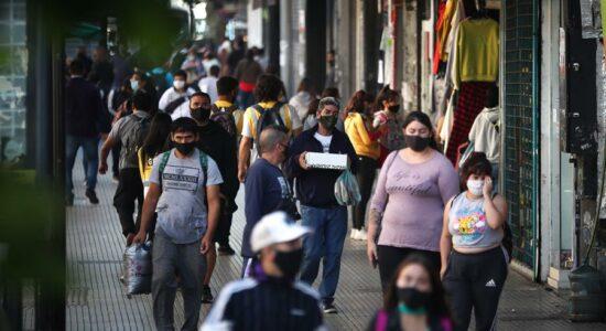 Argentina confirma mais 272 mortes por Covid-19 e 13.667 casos de coronavírus