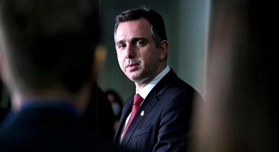Presidente do Senado Rodrigo Pacheco