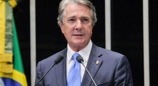 Senador Fernando Collor de Mello