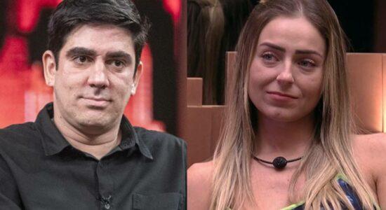 Marcelo Adnet e Paula Sperling