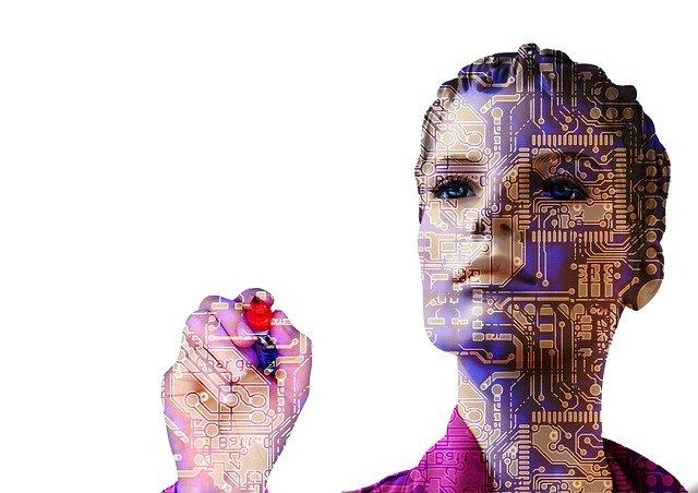 inteligência artificial robô