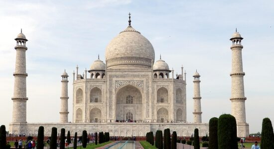 Taj Mahal índia