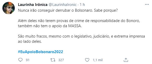Manifestações contra Bolsonaro 'fracassam' e web debocha