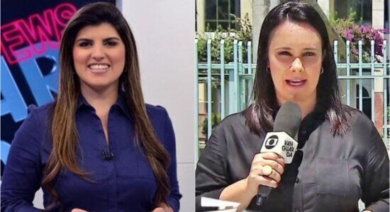 Michelle Sampaio e Marcela Mesquita