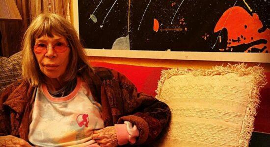 Rita Lee, de 73 anos, descobre tumor no pulmão esquerdo