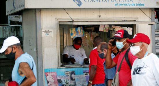 Cuba ultrapassa marca de 112 mil casos de Covid-19