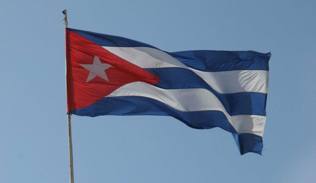 Bandeira de cuba, cubana