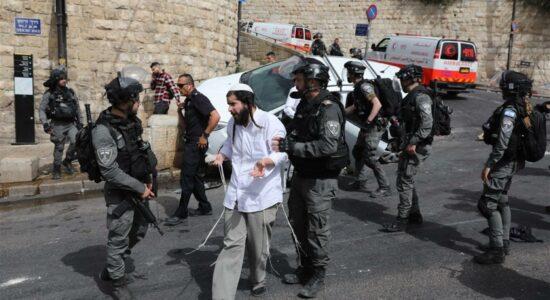 Conflitos diante da mesquita de Al-Aqsa deixaram feridos