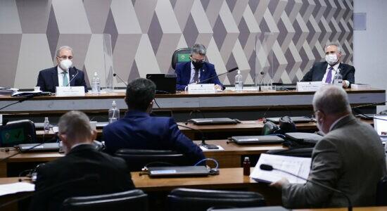 Comissão realiza oitiva do ministro da Saúde