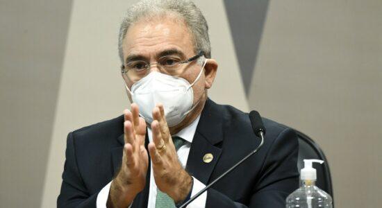 Ministro da Saúde Marcelo