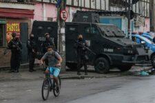 Operação policial no Jacarezinho