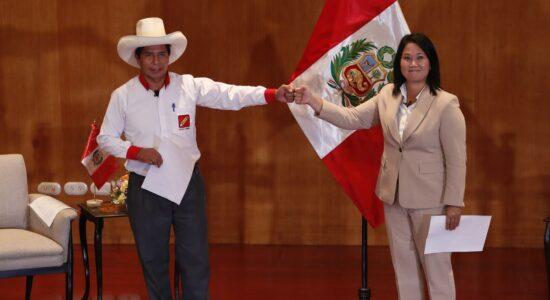 Eleições no Peru
