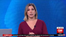 Apresentadora Daniela Lima