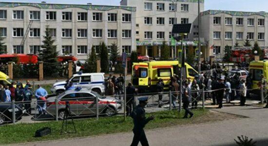 Ataque em escola na Rússia deixou ao menos oito mortos