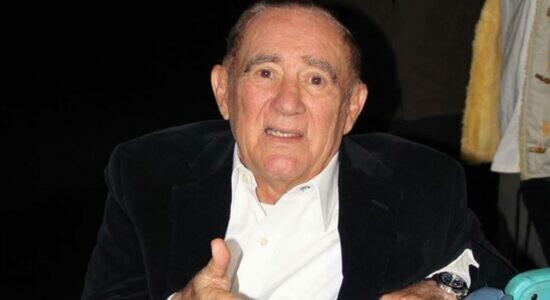 Ator Renato Aragão foi vítima de golpe