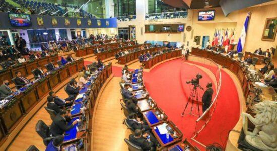 Congresso de El Salvador