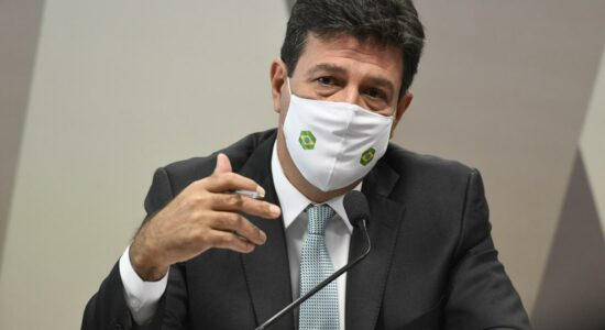 Ex-ministro Mandetta é ouvido na CPI da Pandemia